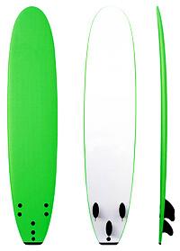 2017 Soft Top Surfboard Foam Board